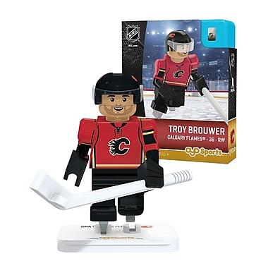 LNH – Troy Brouwer : Minifigurine des Flames de Calgary