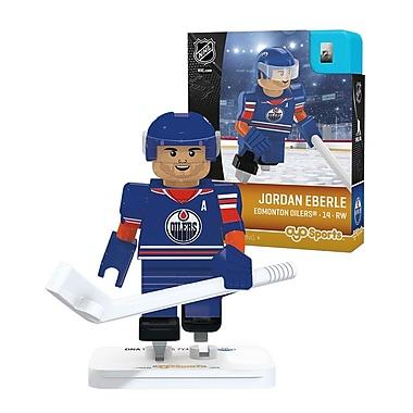 LNH – Jordan Eberle : Minifigurine des Oilers d'Edmonton