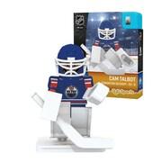 LNH – Cam Talbot : Minifigurine des Oilers d'Edmonton