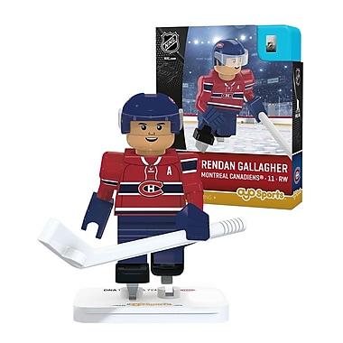 NHL Brendan Gallagher: Montreal Canadiens minifigure