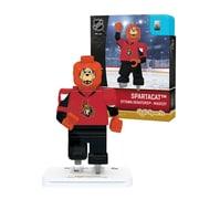 Minifigurine de Tomas Plekanec des Canadiens de Montréal de la LNH