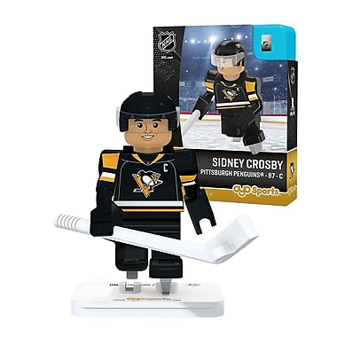 NHL Sidney Crosby: Pittsburgh Penguins minifigure