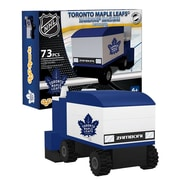 NHL Backyard Rink : Toronto Maple Leafs Building Block Set