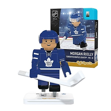 NHL Morgan Rielly: Toronto Maple Leafs minifigure