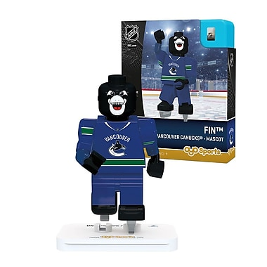 NHL Fin: Vancouver Canucks minifigure