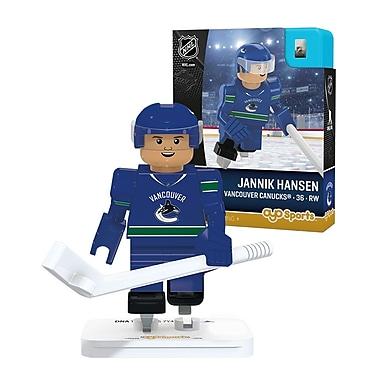 Minifigurine d'Henrik Sedin des Canucks de Vancouver de la LNH