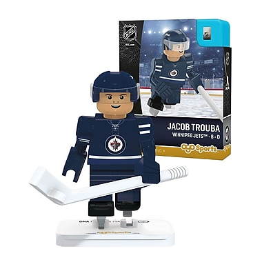 NHL Jacob Trouba: Winnipeg Jets minifigure