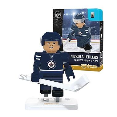 Minifigurine de Blake Wheeler des Jets de Winnipeg de la LNH