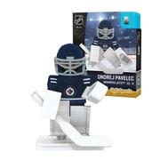NHL Patrik Laine: Winnipeg Jets minifigure