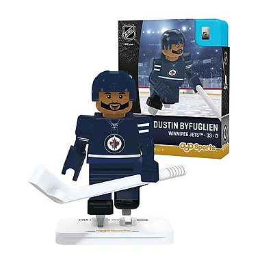 NHL Dustin Byfuglien: Winnipeg Jets minifigure