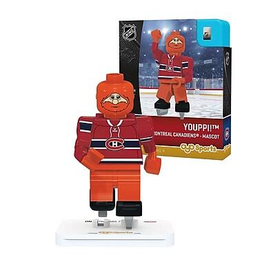 Minifigurine de Matthieu Perrault des Jets de Winnipeg de la LNH