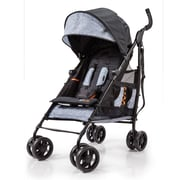 Summer Infant® 3Dtote® Convenience Stroller, Heather Grey