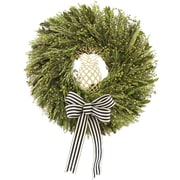 Floral Treasure Welcome Friends Wreath; 18''