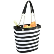 Picnic At Ascot 22 Can Stripe Insulated Fashion Tote Cooler