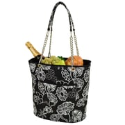 Picnic At Ascot 22 Can Night Bloom Insulated Fashion Tote Cooler