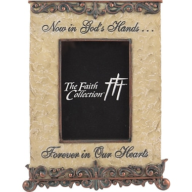 Carpentree Faith Now in God Hands Picture Frame