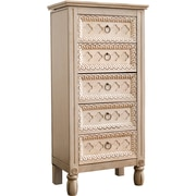 Hives & Honey Abby Free Standing Jewelry Armoire