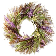 National Tree Co. Harvest 22'' Mixed Leaf Spring Wreaths