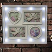 KoleImports Sectioned Shapes Picture Frame