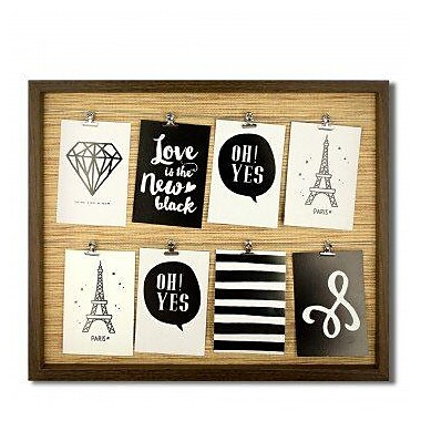KoleImports Wire Lines Picture Frame