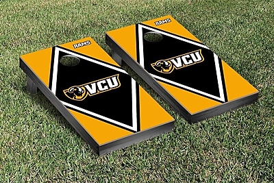 Victory Tailgate NCAA Diamond Wooden Cornhole Game Set; West Texas A&M University Buffs WYF078277120132