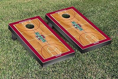 Victory Tailgate NCAA Basketball Wooden Cornhole Game Set; Washington University In St. Louis Bears WYF078277125605