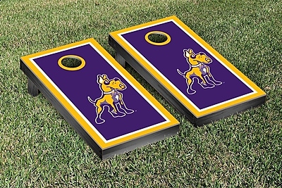 Victory Tailgate NCAA Cornhole Game Set; Alabama Crimson Tide WYF078278338935