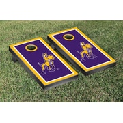 Victory Tailgate NCAA Cornhole Game Set; Northwestern Wildcats