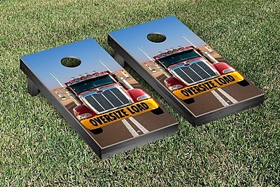 Victory Tailgate Big Rig Oversized Load Cornhole Game Set