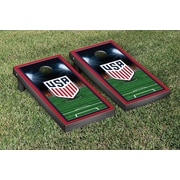 Victory Tailgate MLS Team Soccer Field Version 1 Cornhole Game Set; United States Soccer Federation