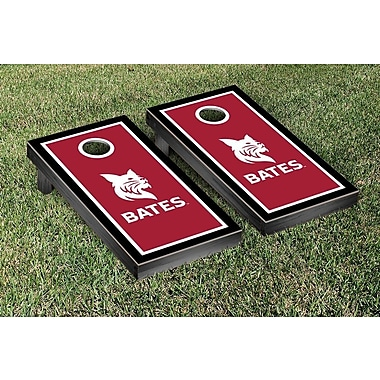 Victory Tailgate NCAA Cornhole Game Set; Trinity College Bantams