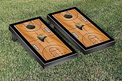 Victory Tailgate NCAA Basketball Court Cornhole Game Set; Lindenwood University Lions