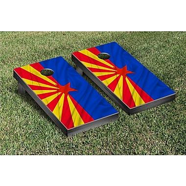 Victory Tailgate State Flag Cornhole Game Set; Arizona