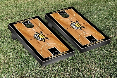 Victory Tailgate NCAA Basketball Court Cornhole Game Set; Northern Kentucky University Norse
