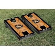 Victory Tailgate NCAA Basketball Version Cornhole Bean Bag Toss Game; Army Black Knights