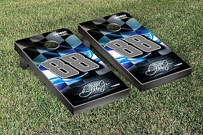 Victory Tailgate NCAA Nascar Racing Flag Version Cornhole Game Set; NASCAR Trevor Bayne #6