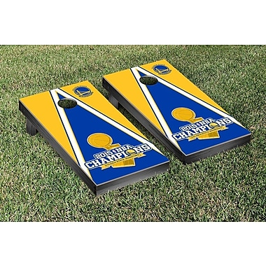 Victory Tailgate NCAA Triangle Version Cornhole Game Set; Seattle SU Redhawks
