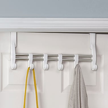 Lynk Over-the-Door Hook Rack