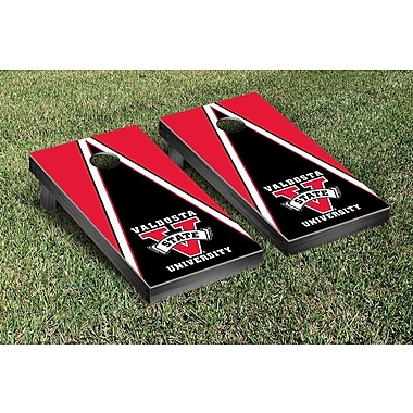 Victory Tailgate NCAA Cornhole Bag Toss Game Set; Valdosta State University Blazers