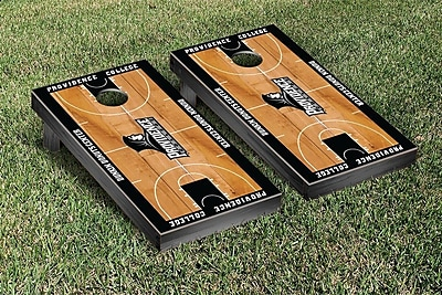 Victory Tailgate NCAA Basketball Version Cornhole Bean Bag Toss Game; Providence College Friars
