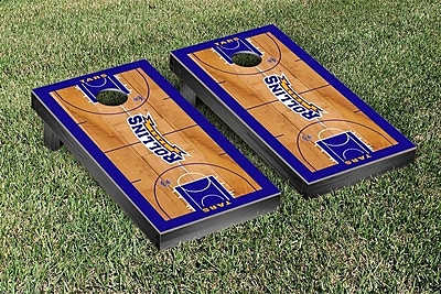 Victory Tailgate NCAA Basketball Wooden Cornhole Game Set; Rollins College Tars