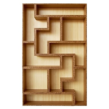 Brave Space Design Tetrad Bamboo Shelf