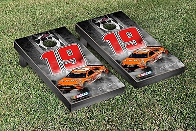 Victory Tailgate NCAA Nascar Pit Row Version Cornhole Game Set; NASCAR Kurt Busch #41