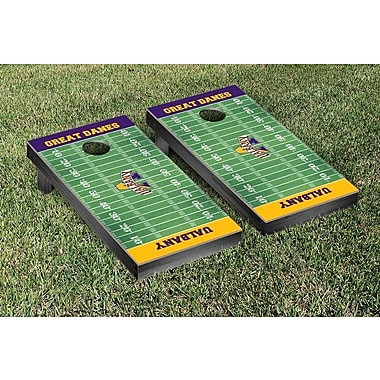 Victory Tailgate NCAA Football Field Version Cornhole Game Set; Virginia at Wise Cavaliers
