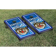 Victory Tailgate Guy Harvey Version Cornhole Game Set; North Carolina State NC State Wolfpack