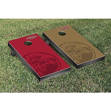 Victory Tailgate NCAA Watermark Version Cornhole Game Set; Wisconsin Stevens Point Pointers