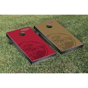 Victory Tailgate NCAA Watermark Version Cornhole Game Set; Harvard Crimson