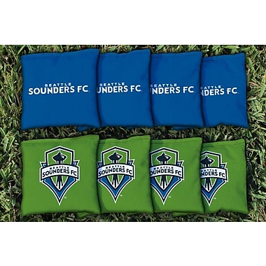 Victory Tailgate MLS Replacement Corn Filled Cornhole Bag Set
