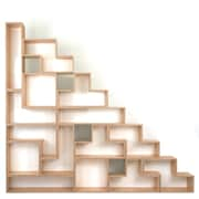 Brave Space Design Tetrad Flat Shelf; White