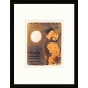 Artemis Editions School of Paris 'Fables de la Fontaine 1952' by Marc Chagall Framed Lithograph